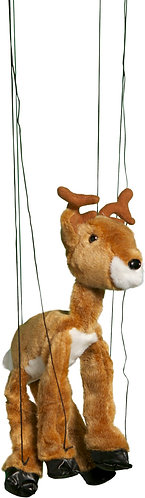 Baby Reindeer Marionette Puppet - Sunny Toys