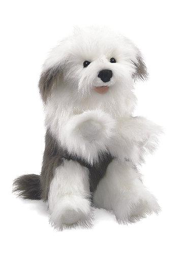 Sheepdog Hand Puppet - Folkmanis