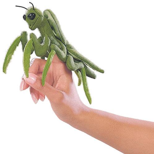 Praying Mantis Finger Puppet - Folkmanis