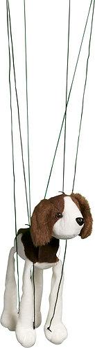 Baby Springer Spaniel Marionette Puppet - Sunny Toys