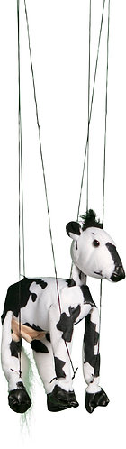 Baby Cow Marionette Puppet - Sunny Toys