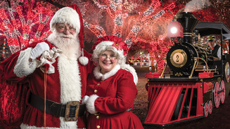 Visit Santa & Mrs Claus