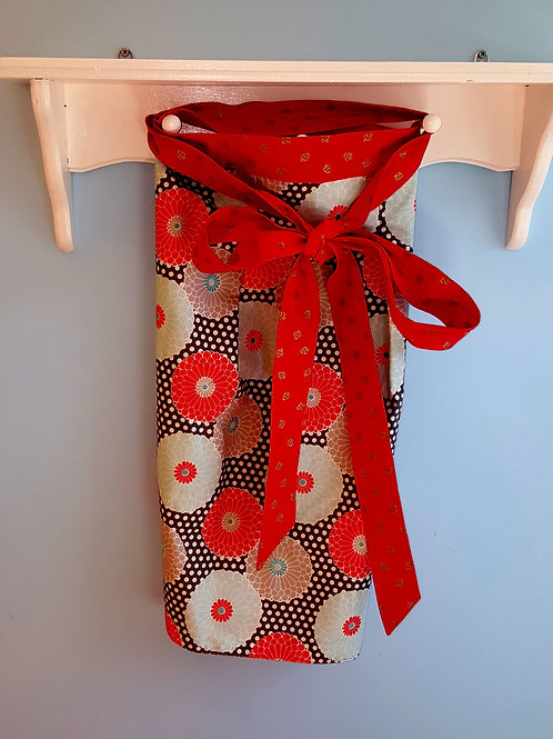 Reversible Apron - Red