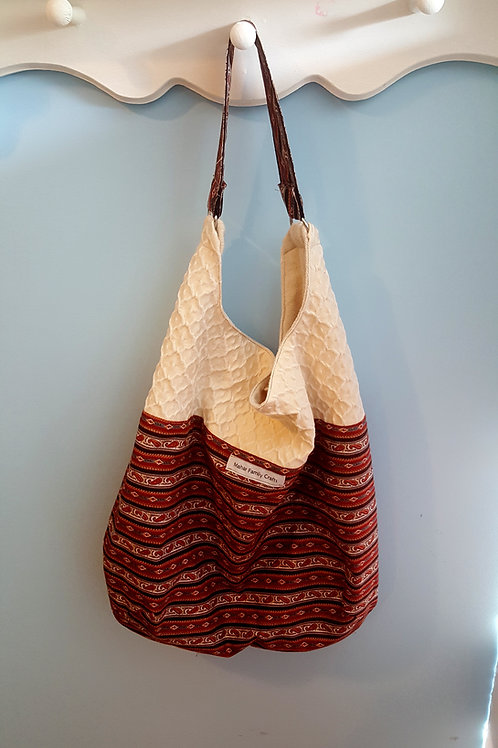 Natural Slouch Bag