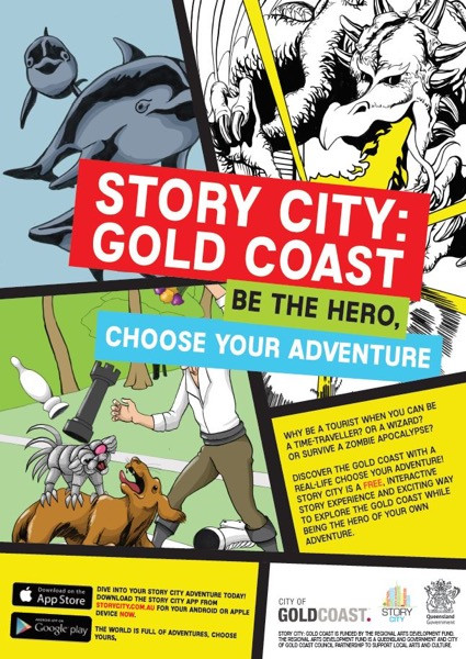 Story City GC