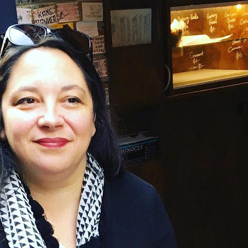Cristina Pase - Editor Assessments