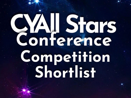 The 2020 Competition Shortlist is Out!