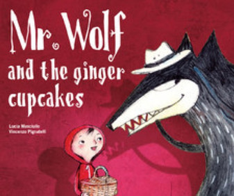 Mr Wolf and the Ginger