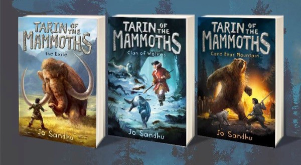 Tarin of the Mammoths Series