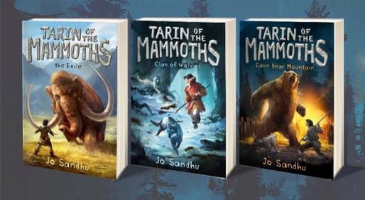 Tarin of the Mammoths Series