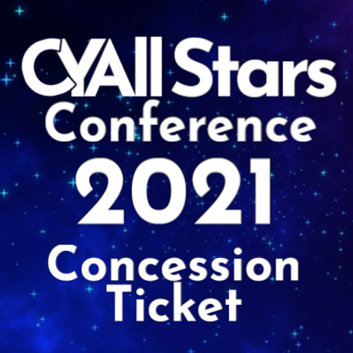 All Stars Conference Concession Ticket