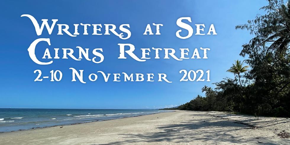 Writers at Sea 2021
