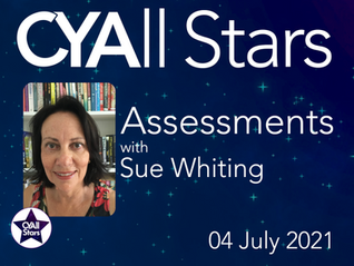 Sue Whiting's Bootcamps and Assessments