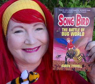 Karen Tyrrell - Bug World