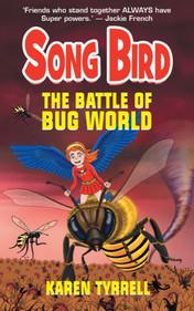 Song Bird - The Battle of Bug World