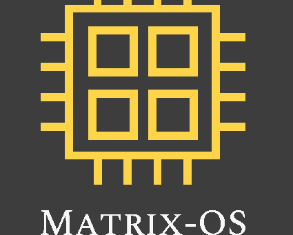 Matrix-OS version 8.3 Now Shipping
