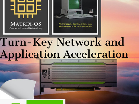 Turn-Key Acceleration