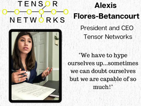 The Resilient Leader of Tensor Networks -Podcast