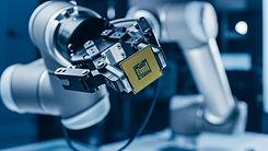 Modern High Tech Authentic Robot Arm Hol