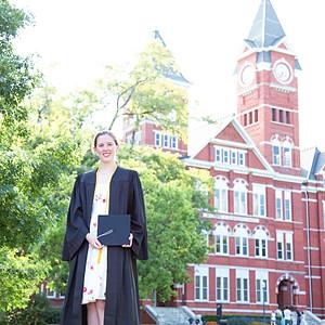 Megen Cunningham Graduation