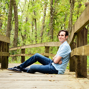 Brian's Senior Portraits