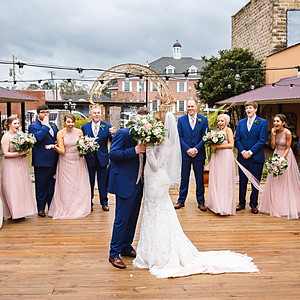 Briana and Traylor's Wedding