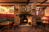 Our warm cosy bar