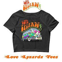 Love Lyzardz Merch