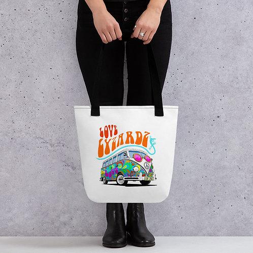 Love Lyzardz Tote bag