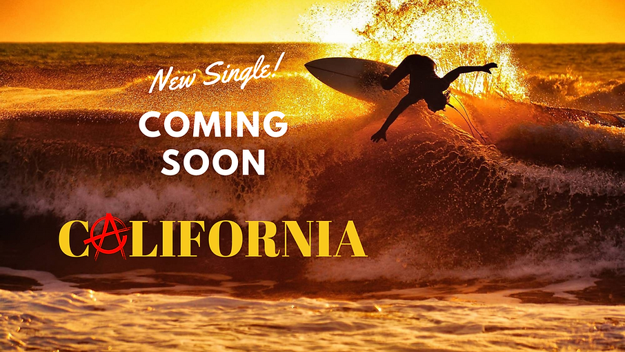 Love Lyzardz New Single California