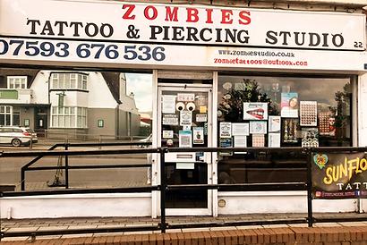 Zombies Studio Hornchurch