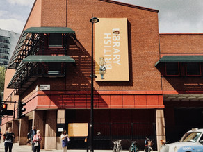 An Inside Look: The British Library