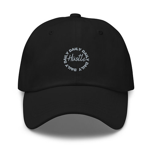 Hustle Daily Dad Hat