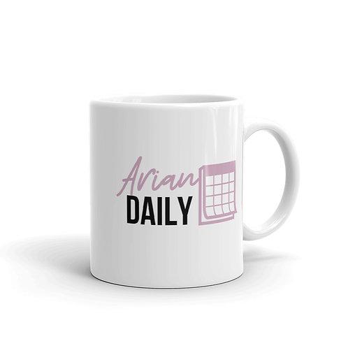Arian Daily Coffee Mug