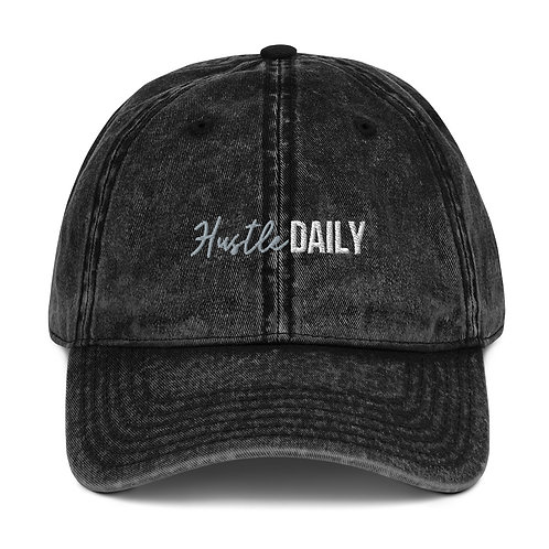 Hustle Daily Cap