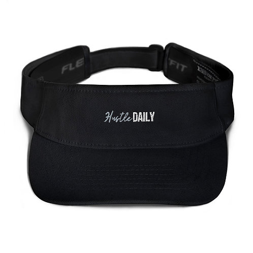 Hustle Daily Visor (Black)