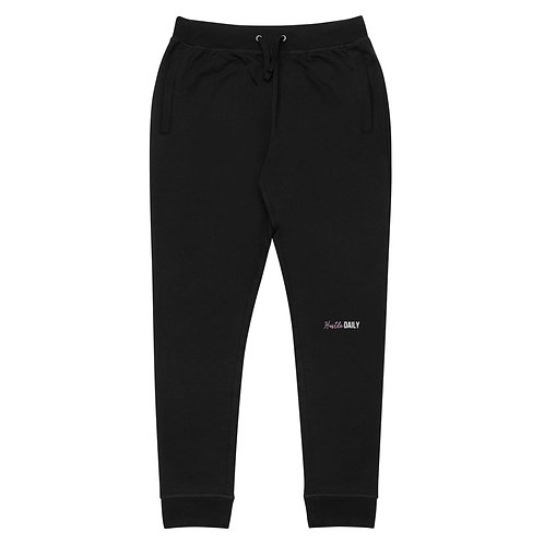 Hustle Daily Skinny Joggers (Pink)