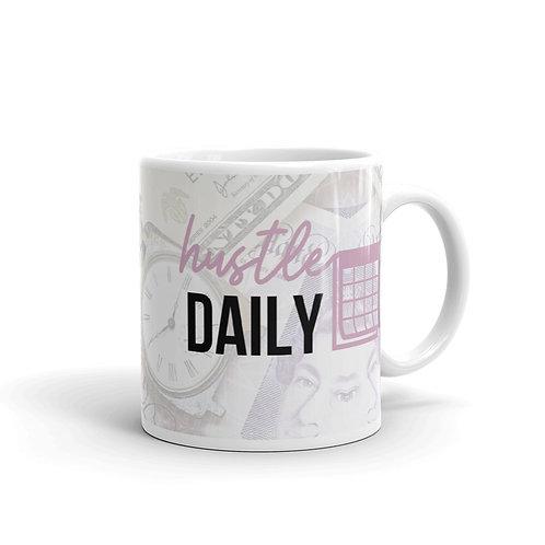 Hustle Daily Coffee Mug