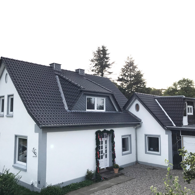 Tonziegel anthrazit Meyer-Holsen Zwilling