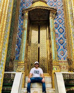 Grand Palace - serviu como residência of