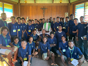 Youth Leaders undergo Formation Training