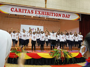 CTSS ladies celebrate Technical Day