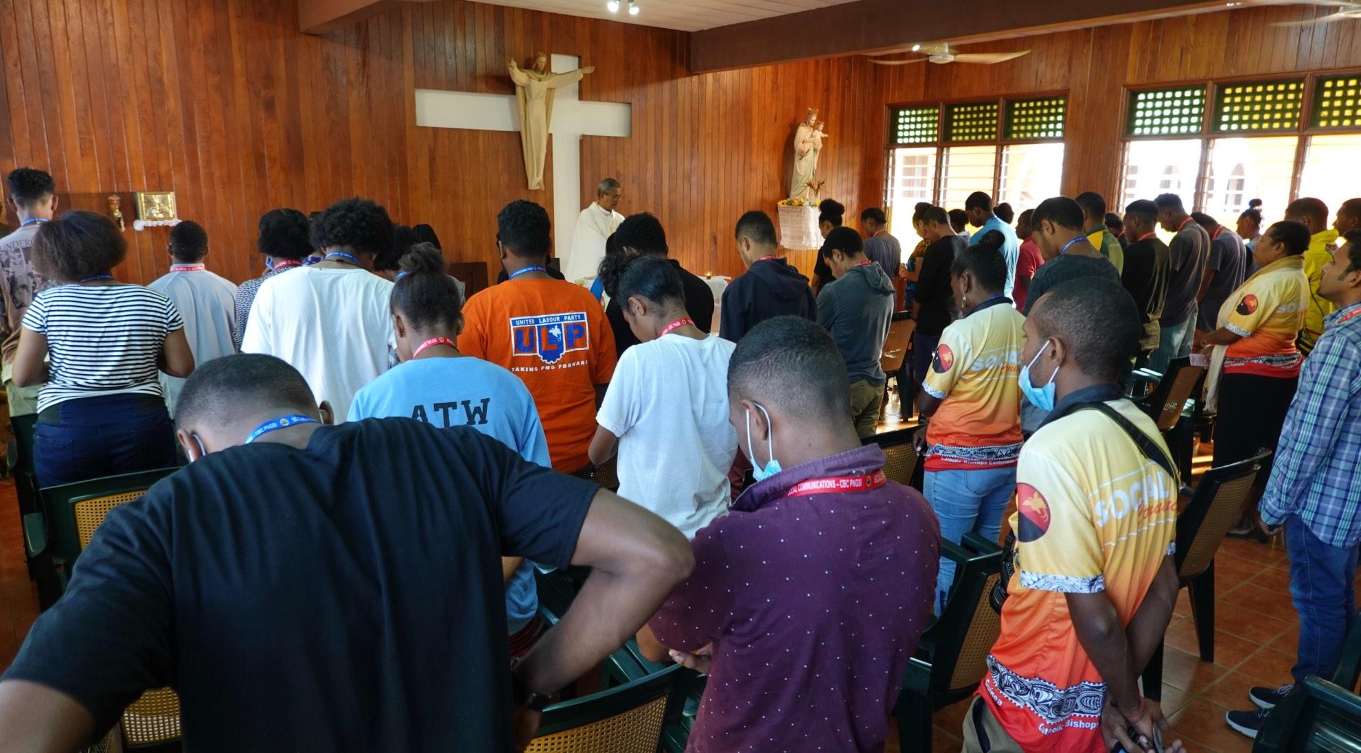 1 Mass celebration