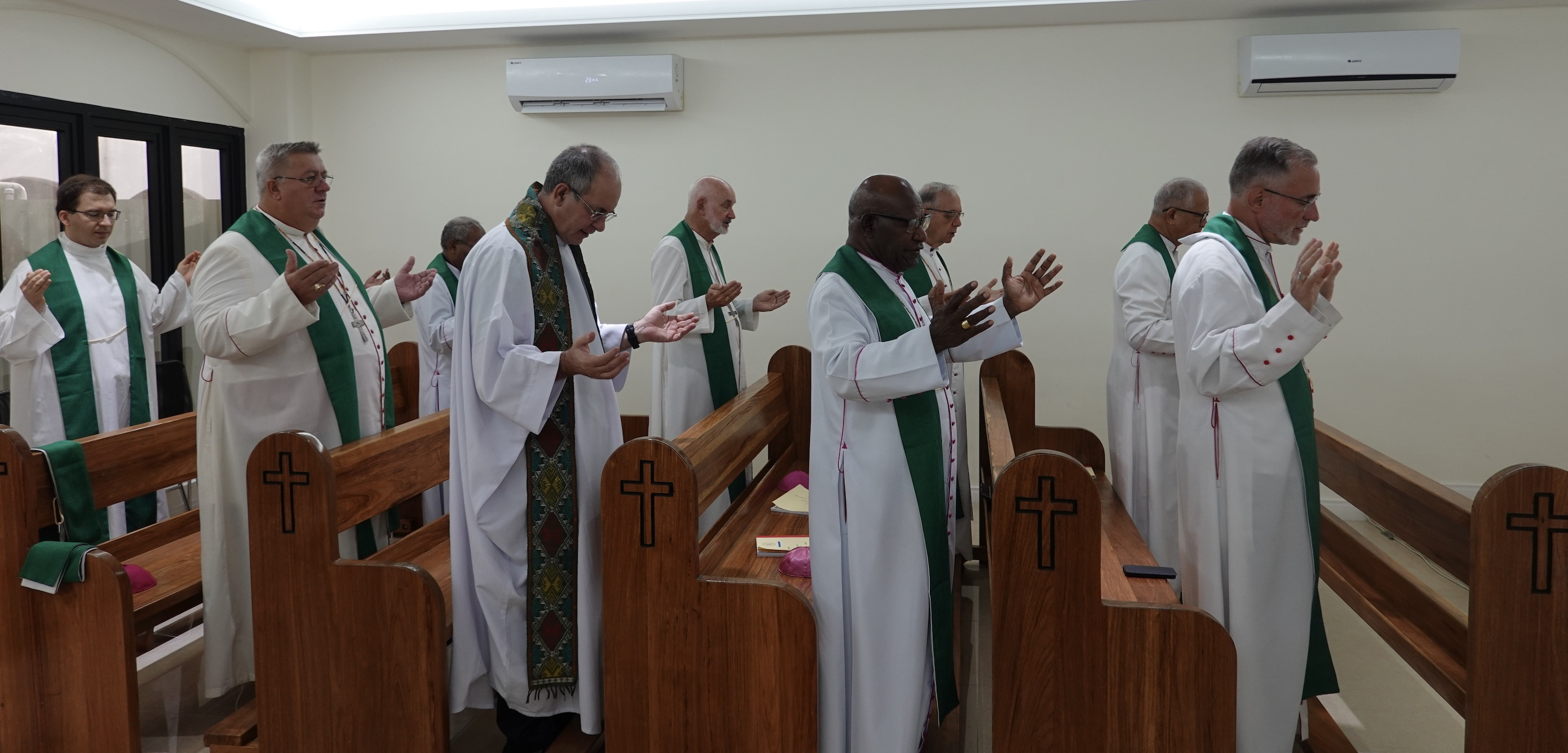 Bishops at the Eucharist 1