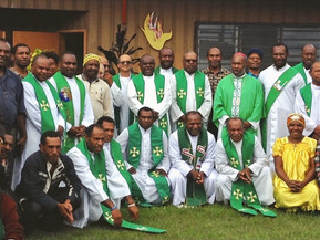 Diocesan Conference ends with Jubilant Spirit