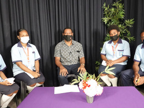 Students take on 'Declaration of PNG as a Christian country'