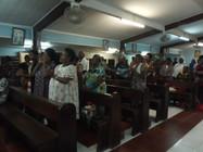Holy Cross Parish -Vanimo Laity session.
