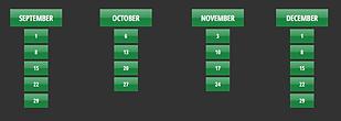 CCN September to November