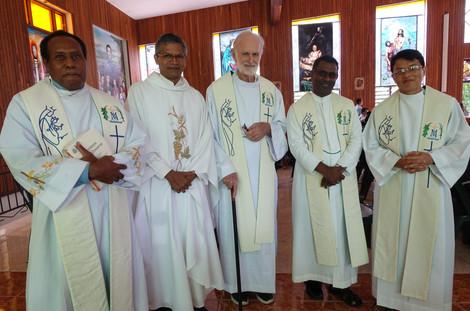 Priests for the celebration.JPG