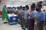 Grade 12 students make committment to st